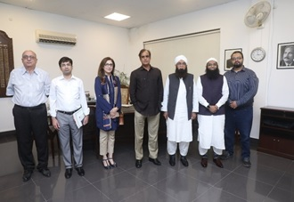 NUST handover Ultraviolet Germicidal Irradiation (UVGI) System to Environment Protection Department, Pakistan NUSr Research Activities in Pakistan